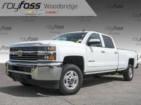 Pre-Owned 2018 Chevrolet Silverado 2500HD LT 4WD Crew Cab Pickup