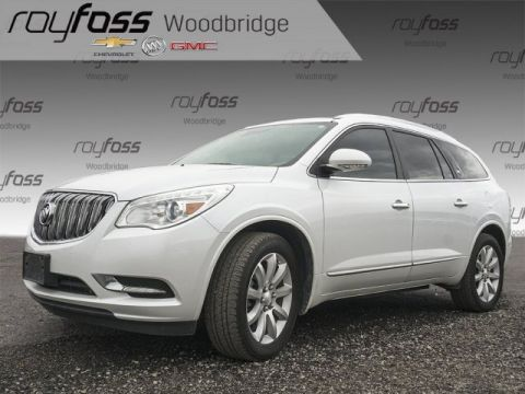Pre-Owned 2017 Buick Enclave Premium AWD Sport Utility